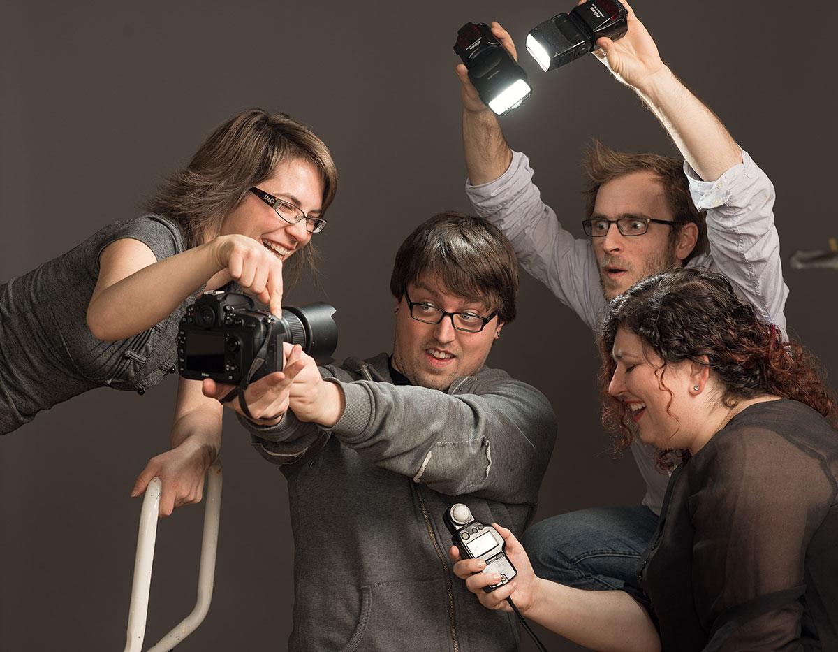 École photographie: réaliser son rêve
